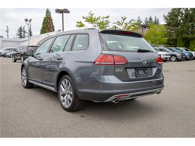 2019 Volkswagen Golf Alltrack 1.8 TSI Execline (Stk: KG503671) in Vancouver - Image 5 of 25