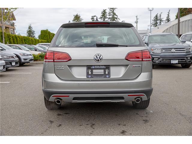 2019 Volkswagen Golf Alltrack 1.8 TSI Execline (Stk: KG505993) in Vancouver - Image 6 of 29