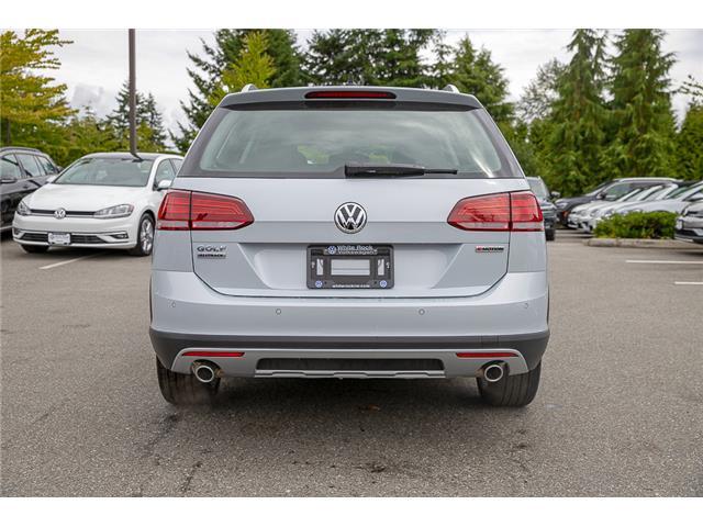 2019 Volkswagen Golf Alltrack 1.8 TSI Execline (Stk: KG508968) in Vancouver - Image 6 of 29