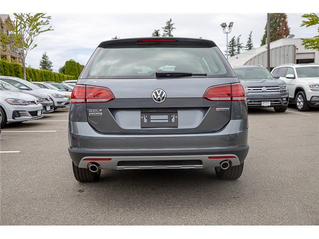 2019 Volkswagen Golf Alltrack 1.8 TSI Execline (Stk: KG503671) in Vancouver - Image 6 of 25