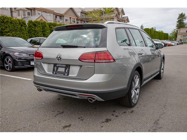 2019 Volkswagen Golf Alltrack 1.8 TSI Execline (Stk: KG505993) in Vancouver - Image 7 of 29