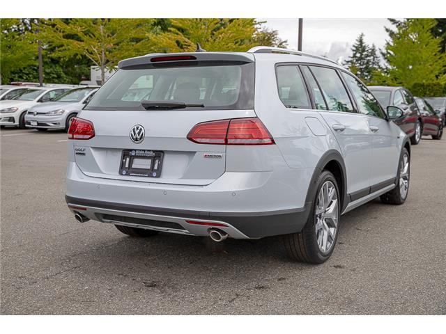 2019 Volkswagen Golf Alltrack 1.8 TSI Execline (Stk: KG508968) in Vancouver - Image 7 of 29