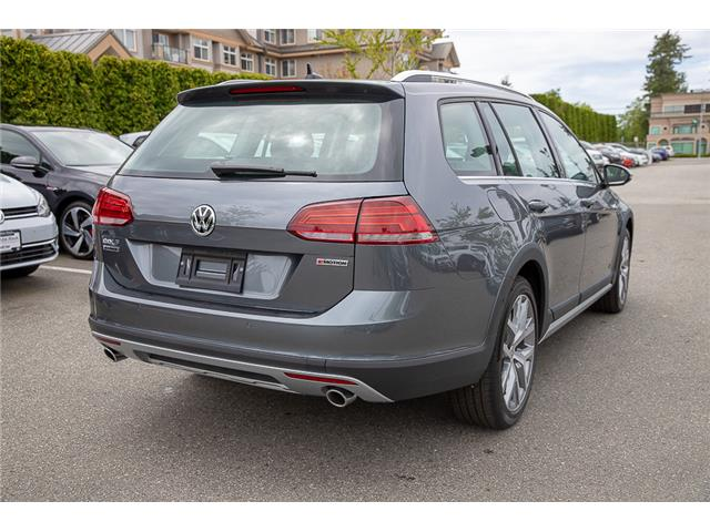 2019 Volkswagen Golf Alltrack 1.8 TSI Execline (Stk: KG503671) in Vancouver - Image 7 of 25