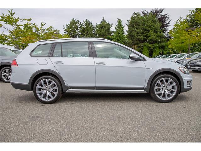 2019 Volkswagen Golf Alltrack 1.8 TSI Execline (Stk: KG508968) in Vancouver - Image 8 of 29
