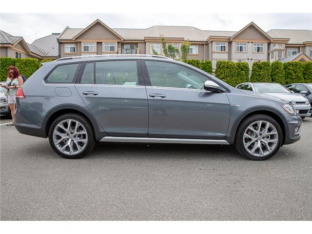 2019 Volkswagen Golf Alltrack 1.8 TSI Execline (Stk: KG503671) in Vancouver - Image 8 of 25