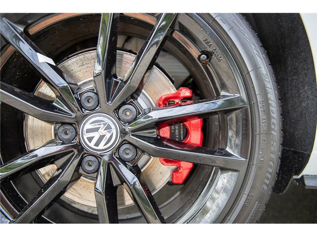2019 Volkswagen Golf GTI 5-Door Rabbit (Stk: KG013364) in Vancouver - Image 9 of 28