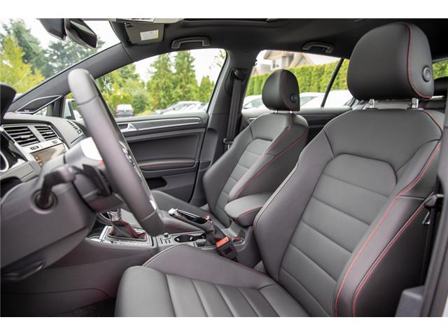 2019 Volkswagen Golf GTI 5-Door Autobahn (Stk: KG006044) in Vancouver - Image 11 of 25