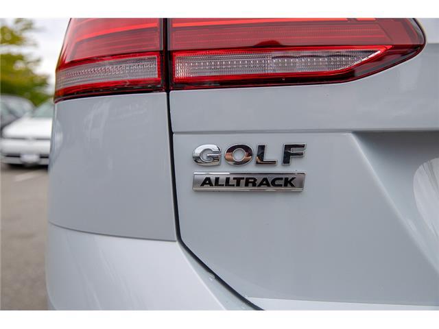 2019 Volkswagen Golf Alltrack 1.8 TSI Execline (Stk: KG508968) in Vancouver - Image 10 of 29