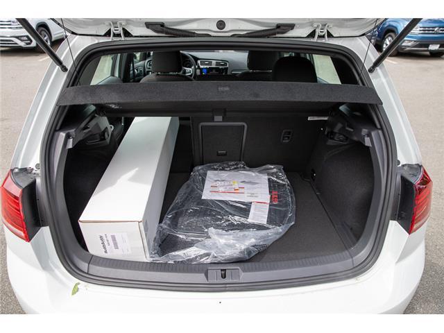 2019 Volkswagen Golf GTI 5-Door Rabbit (Stk: KG013364) in Vancouver - Image 11 of 28