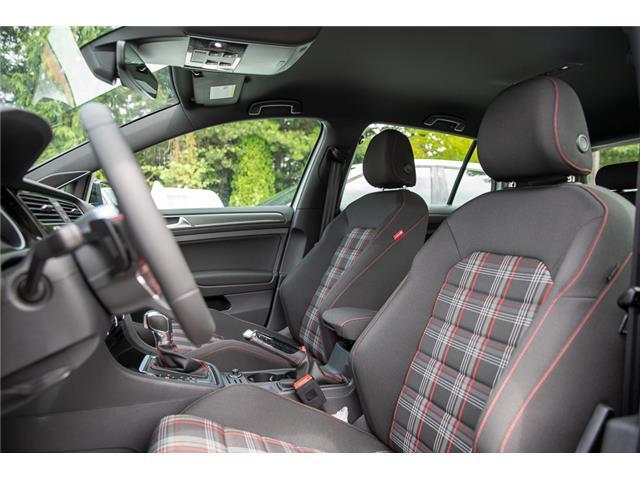 2019 Volkswagen Golf GTI 5-Door Rabbit (Stk: KG013364) in Vancouver - Image 12 of 28