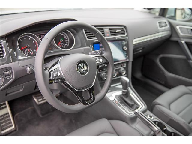 2019 Volkswagen Golf Alltrack 1.8 TSI Execline (Stk: KG503747) in Vancouver - Image 12 of 28