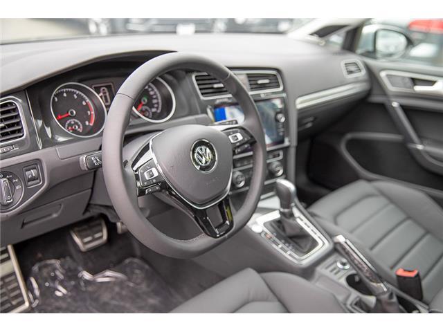 2019 Volkswagen Golf Alltrack 1.8 TSI Execline (Stk: KG505993) in Vancouver - Image 12 of 29