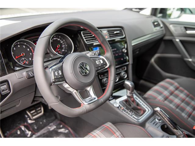 2019 Volkswagen Golf GTI 5-Door Rabbit (Stk: KG013364) in Vancouver - Image 13 of 28