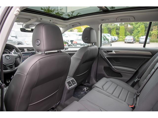 2019 Volkswagen Golf Alltrack 1.8 TSI Execline (Stk: KG505993) in Vancouver - Image 13 of 29