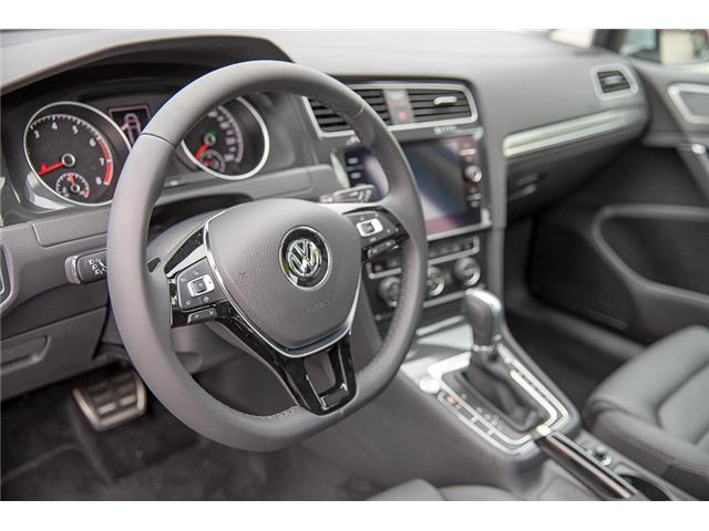 2019 Volkswagen Golf Alltrack 1.8 TSI Execline (Stk: KG503671) in Vancouver - Image 13 of 25