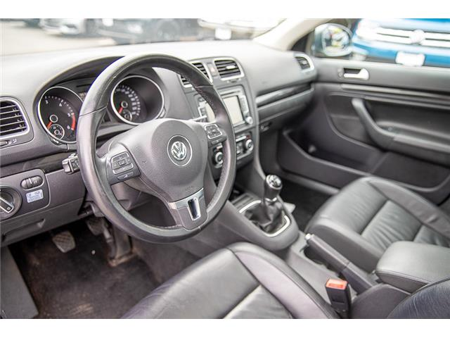 2013 Volkswagen Golf 2.0 TDI Highline (Stk: VW0904) in Vancouver - Image 12 of 21
