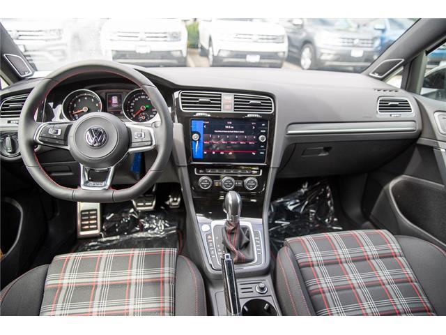 2019 Volkswagen Golf GTI 5-Door Rabbit (Stk: KG013364) in Vancouver - Image 14 of 28