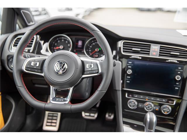 2019 Volkswagen Golf GTI 5-Door Autobahn (Stk: KG006044) in Vancouver - Image 16 of 25