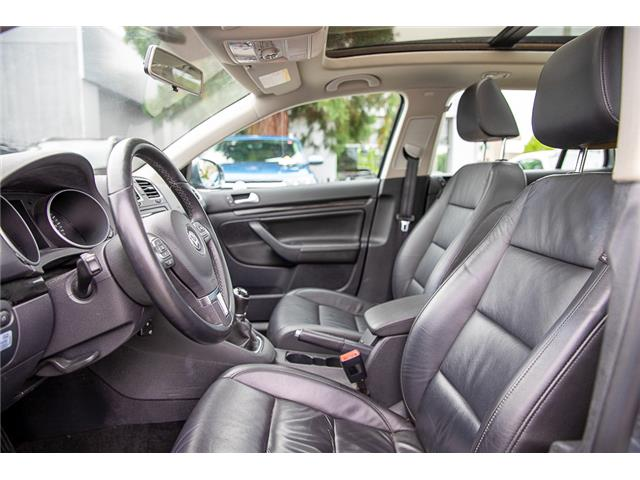 2013 Volkswagen Golf 2.0 TDI Highline (Stk: VW0904) in Vancouver - Image 13 of 21