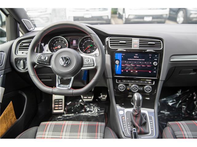 2019 Volkswagen Golf GTI 5-Door Rabbit (Stk: KG013364) in Vancouver - Image 15 of 28