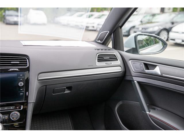 2019 Volkswagen Golf GTI 5-Door Autobahn (Stk: KG006044) in Vancouver - Image 17 of 25