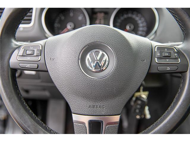 2013 Volkswagen Golf 2.0 TDI Highline (Stk: VW0904) in Vancouver - Image 14 of 21