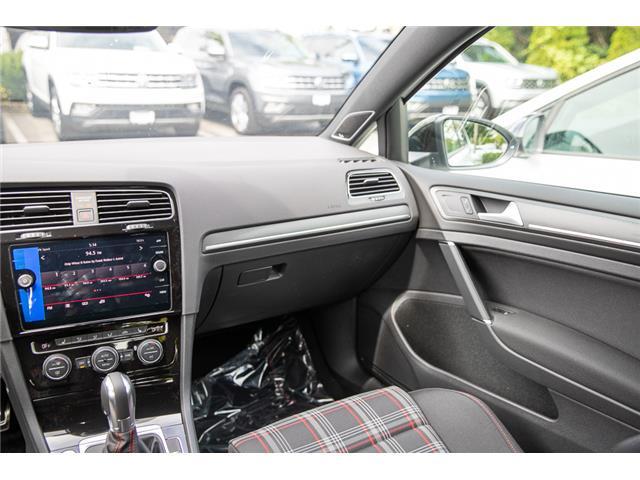 2019 Volkswagen Golf GTI 5-Door Rabbit (Stk: KG013364) in Vancouver - Image 16 of 28
