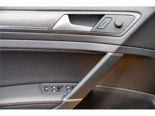 2019 Volkswagen Golf GTI 5-Door Autobahn (Stk: KG006044) in Vancouver - Image 18 of 25