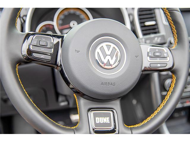 2019 Volkswagen Beetle 2.0 TSI Dune (Stk: KB500067) in Vancouver - Image 20 of 30