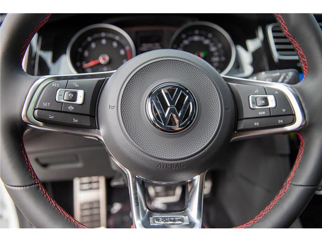 2019 Volkswagen Golf GTI 5-Door Rabbit (Stk: KG013364) in Vancouver - Image 20 of 28