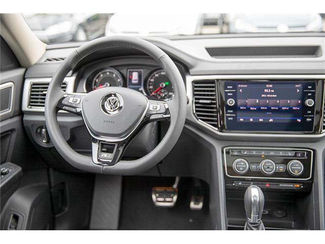 2019 Volkswagen Atlas 3.6 FSI Highline (Stk: KA564935) in Vancouver - Image 25 of 30