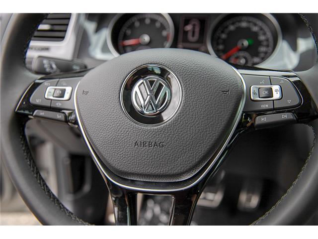 2019 Volkswagen Golf Alltrack 1.8 TSI Execline (Stk: KG505993) in Vancouver - Image 20 of 29