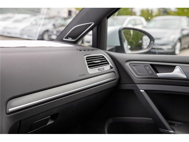 2019 Volkswagen Golf GTI 5-Door Autobahn (Stk: KG006044) in Vancouver - Image 24 of 25