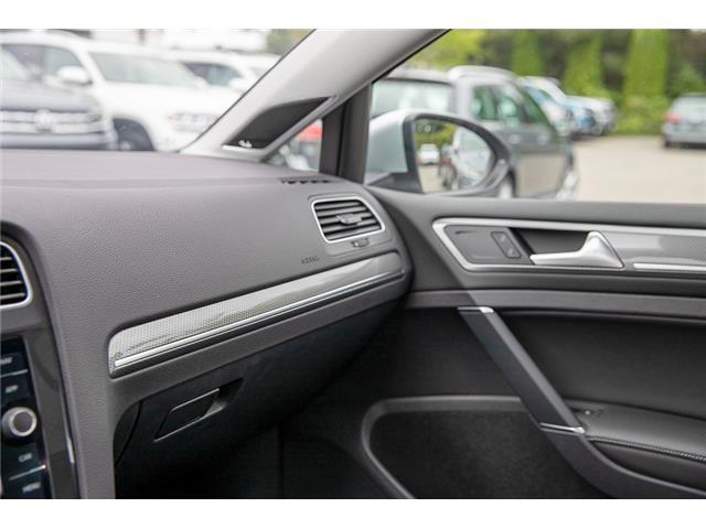 2019 Volkswagen Golf Alltrack 1.8 TSI Execline (Stk: KG503747) in Vancouver - Image 27 of 28