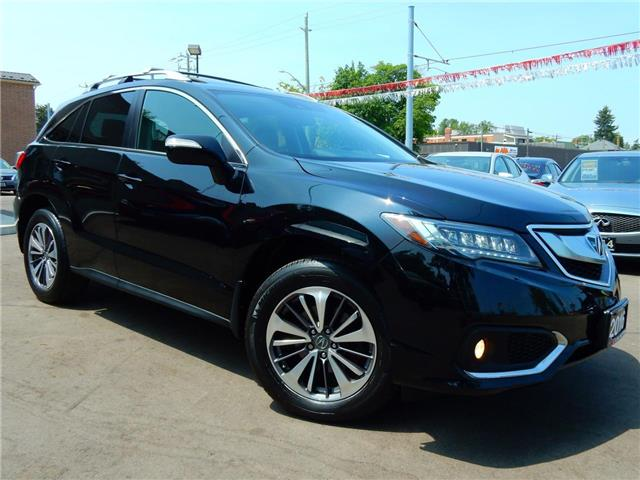 2016 Acura RDX Base (Stk: 5J8TB4) in Kitchener - Image 1 of 28