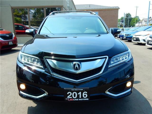 2016 Acura RDX Base (Stk: 5J8TB4) in Kitchener - Image 2 of 28