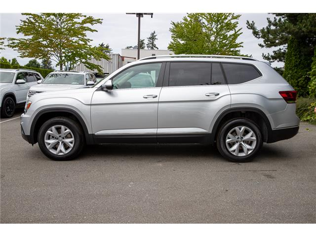 2019 Volkswagen Atlas 3.6 FSI Highline (Stk: KA531073) in Vancouver - Image 4 of 30