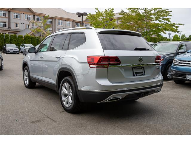2019 Volkswagen Atlas 3.6 FSI Highline (Stk: KA531073) in Vancouver - Image 5 of 30