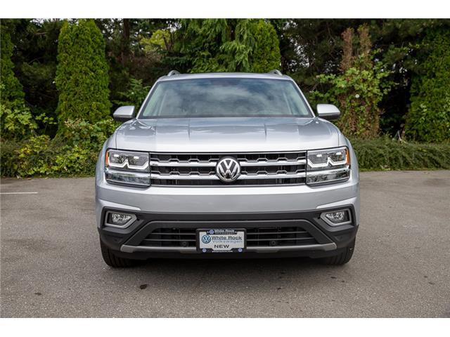 2019 Volkswagen Atlas 3.6 FSI Highline (Stk: KA531073) in Vancouver - Image 2 of 30