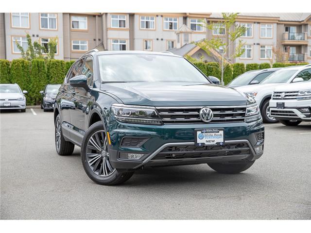 2019 Volkswagen Tiguan Highline (Stk: KT132355) in Vancouver - Image 1 of 30