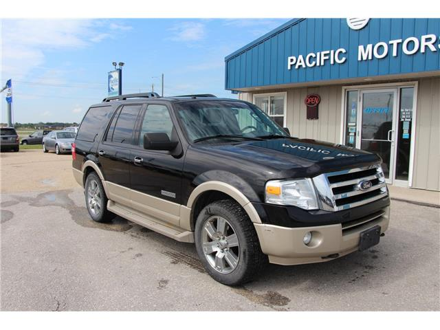 2007 Ford Expedition Eddie Bauer (Stk: P9168) in Headingley - Image 3 of 8