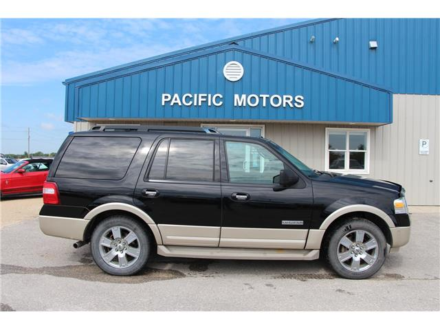 2007 Ford Expedition Eddie Bauer (Stk: P9168) in Headingley - Image 4 of 8