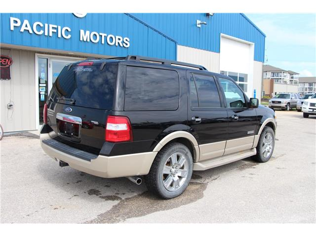 2007 Ford Expedition Eddie Bauer (Stk: P9168) in Headingley - Image 5 of 8