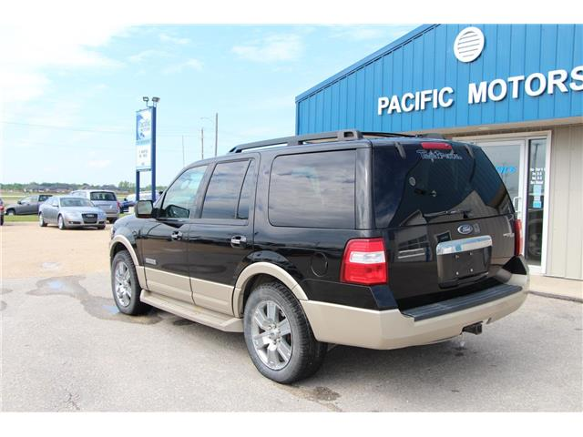 2007 Ford Expedition Eddie Bauer (Stk: P9168) in Headingley - Image 7 of 8