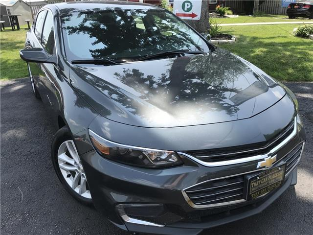 2017 Chevrolet Malibu 1LT (Stk: 5319) in London - Image 1 of 25