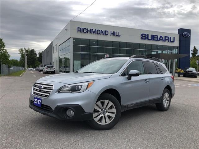 2017 Subaru Outback  (Stk: LP0270) in RICHMOND HILL - Image 1 of 26