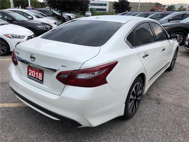 2018 Nissan Altima -SL  SUNROOF  NAVIGATION.... 2.5 (Stk: M10144A) in Scarborough - Image 5 of 22