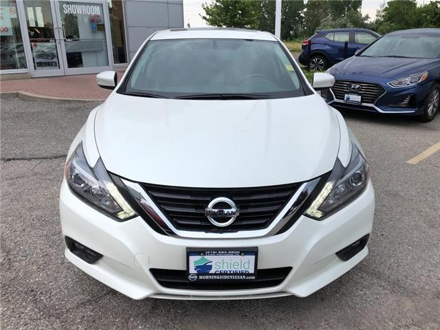 2018 Nissan Altima -SL  SUNROOF  NAVIGATION.... 2.5 (Stk: M10144A) in Scarborough - Image 7 of 22