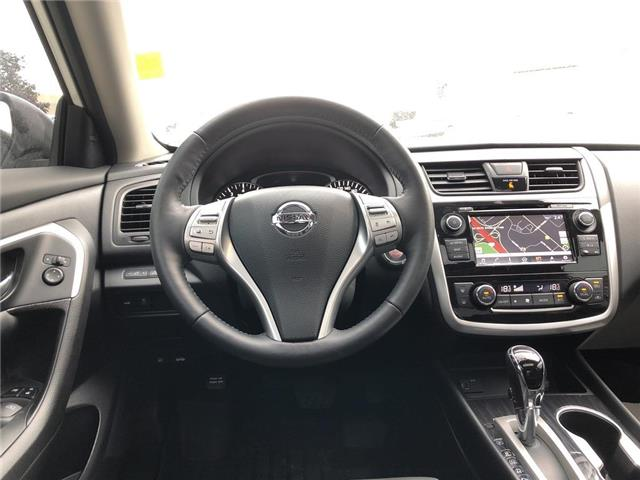 2018 Nissan Altima -SL  SUNROOF  NAVIGATION.... 2.5 (Stk: M10144A) in Scarborough - Image 11 of 22