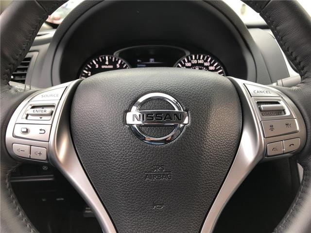 2018 Nissan Altima -SL  SUNROOF  NAVIGATION.... 2.5 (Stk: M10144A) in Scarborough - Image 12 of 22